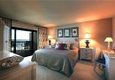 King master suite with writing desk and ocean front verandah